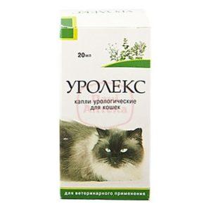 Как применять Уролекс для кошек
